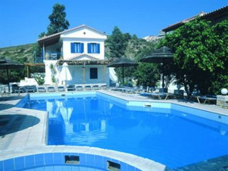 Appartementen Possidonio - Poseidonion - Samos